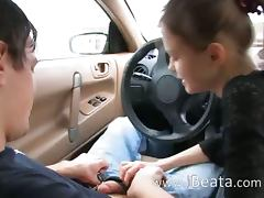 Car videos. Sometimes even a car can become the area for diversified fantastic sex scenes