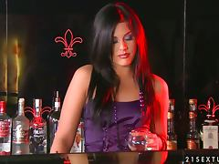 After Hours Sex With Bartender Madison Parker