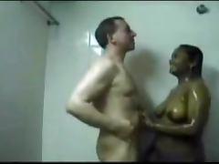 Bathroom, Amateur, Bath, Bathroom, Couple, Interracial