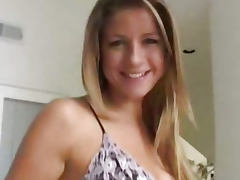 Always beautiful Monica Sweetheart squirting POV porn tube video