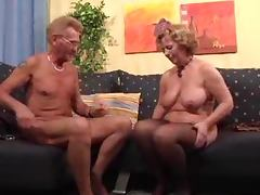 Aged, Aged, Blowjob, Old, Old Man, Riding