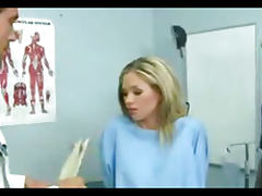 Katie Kox at the Doctor's Office tube porn video