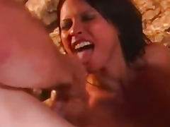 Silvia Saint Nasty Cumshot Compilation tube porn video