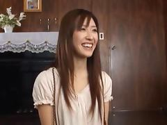 Hairy pussy Maho Uruya Swallows a Load After a Great Fuck