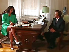 Angelica Bella stockings anal