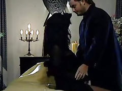 Karma Rosenberg enjoy in stockings porn tube video