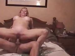 Nice ass fucking his wife tube porn video