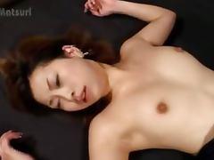 Prison banging during asian massage