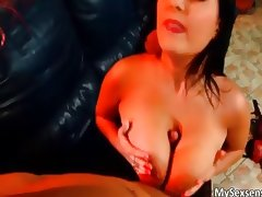 Jasmine Black fucks a guy his cock tube porn video