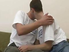 Bareback Gays Nasty Felching porn tube video