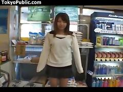 Japanese Girl Public Sex In The Grocery Store