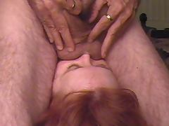 facesitting and balls all over her face tube porn video