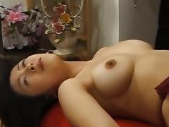 Extremely hairy asian girl anal fuck
