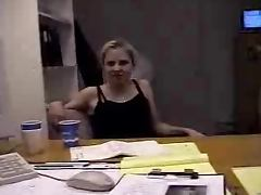 Audition 21 yo Blonde Curious Girl
