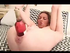 A good bottle of wine porn tube video