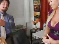 Abbey Brooks Is An Office Slut Who Loves To Pump