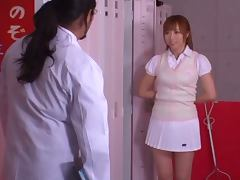 Sexy and hot milf Kurumi Tachibana is in love with that cock
