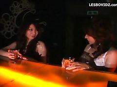 Asian Teens Handjob Session