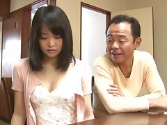 Japanese nurse in a sex clinic gives a hot show tube porn video