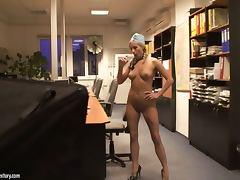hot hardcore sex scene with hot blonde