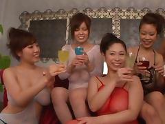 Asian Big Tits, Babe, Big Cock, Big Tits, Blowjob, Cowgirl
