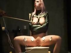 Electro Orgasm And Blowjob tube porn video