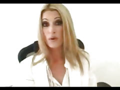 Lauren Kain Interracial porn tube video