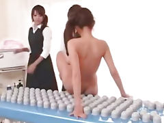 Massage, Asian, Japanese, Massage, Masseuse, Asian Lesbian