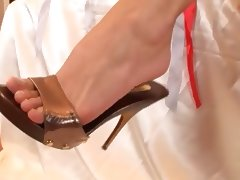 foot fantasies with mya diamond and hot friend tube porn video