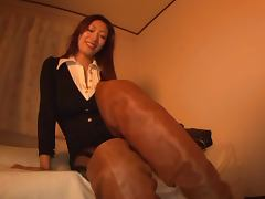 Sexy MILF Reiko is here getting fucked hard