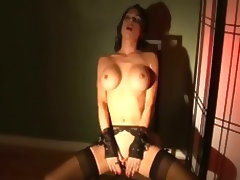 Very hot babe will tease you