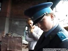 Gang Of Guys Gape A Cop Chick Like Crazy tube porn video