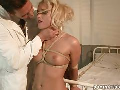 Kathia Goes For A Check Up But Gets Dominated