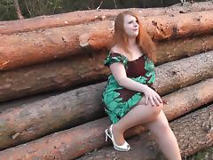 geiler Fick im Wald tube porn video