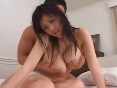 Playing with boob 02