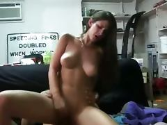 Students intercourse in college room