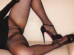 Nylonfeet Godess tube porn video
