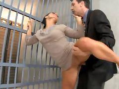 Sandra Romain Prison Anal Sex