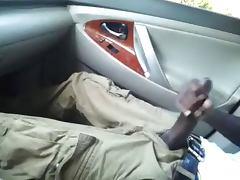 my black friend sends me car jerkoff porn tube video