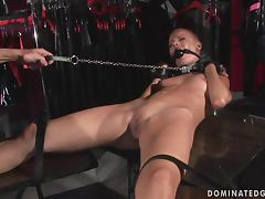 hardcore bdsm video with penetration