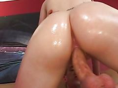 Big Ass, Ass, Big Ass, Big Cock, Blowjob, Brunette
