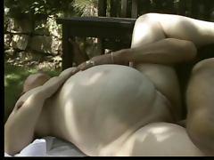 Pregnant German Milf Outdoors Anal porn tube video