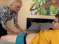 Aunts fucked and sucks better tube porn video