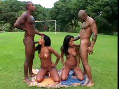 Black, Assfucking, Banging, Black, Brazil, Brunette