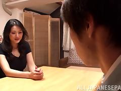 Teen Yui Kasugano gets pounded by horny teacher