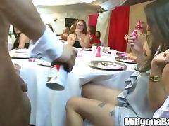 CFNM, CFNM, Dance, Huge, MILF, Party