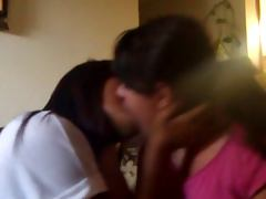 Lesbian kiss 5 tube porn video