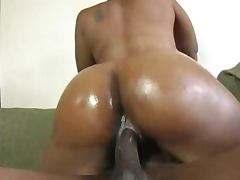 Sexy Ebony Milf Gets balled from behind