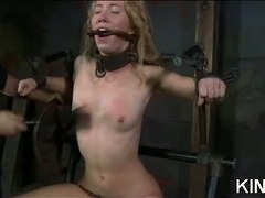 A spreader bar porn tube video