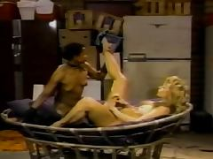 Nina Hartley Cherelle Marie and Mike Horner From Here Eat This porn tube video